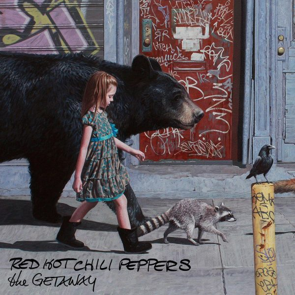Red Hot Chili Peppers The Getaway