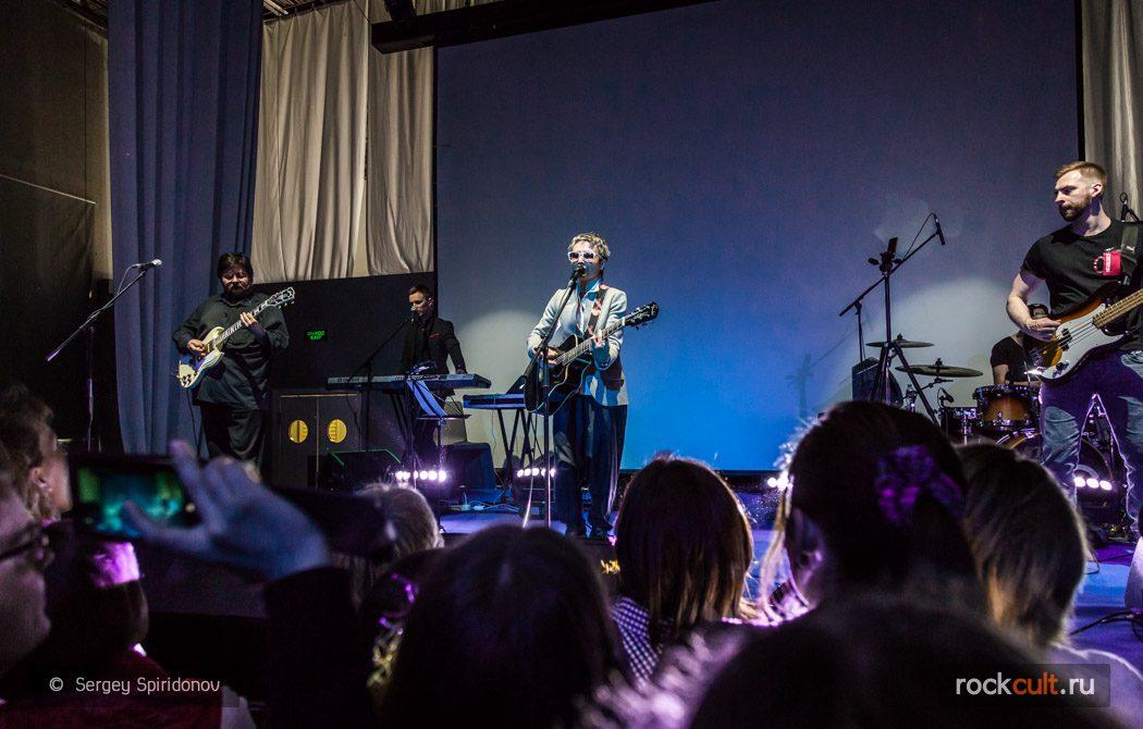 Фотоотчет | Сурганова и Оркестр в Питере | Манеж Кадетского корпуса СПбГУ | 14.05.2016 photo