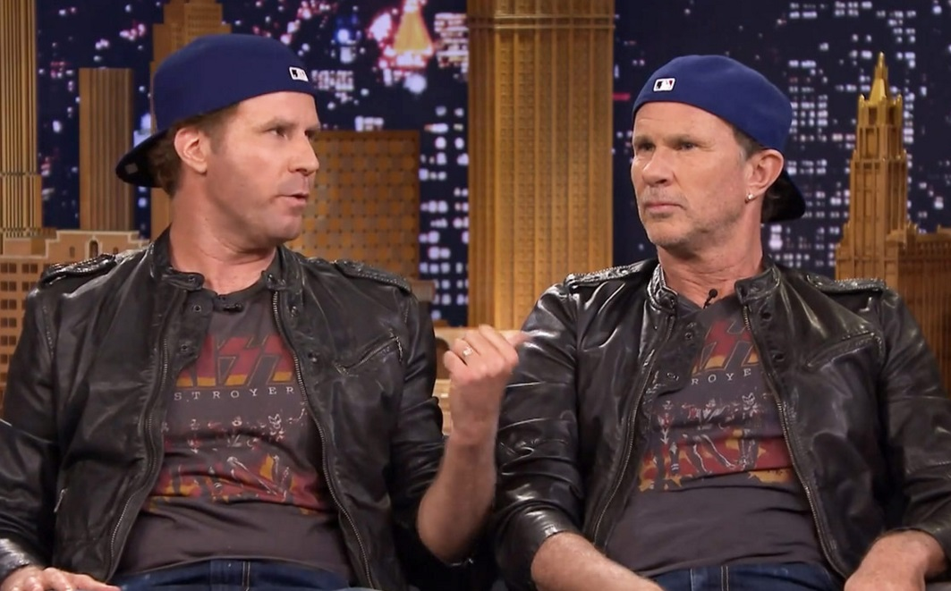 Will-Ferrell-and-Chad-Smith-have-drum-duel-rematch