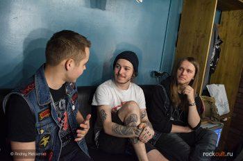 Интервью | Lost Society фото