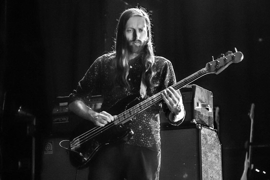 Марк Стормер перерыв в туре с The Killers