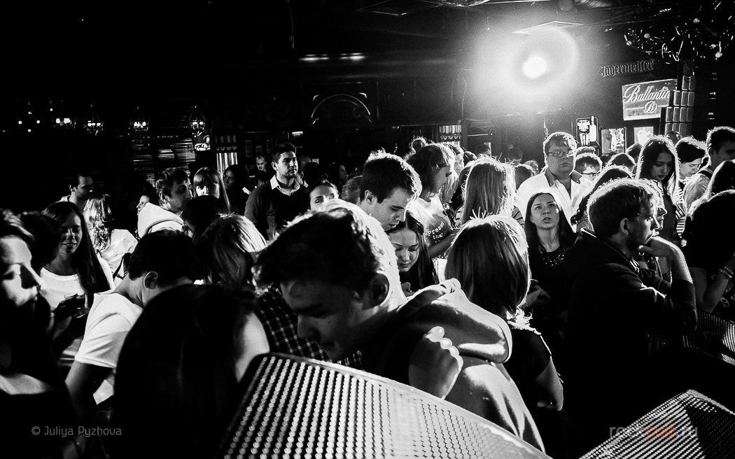 Фотоотчет | Мураками в Москве | 16 Тонн | 30.04.2016