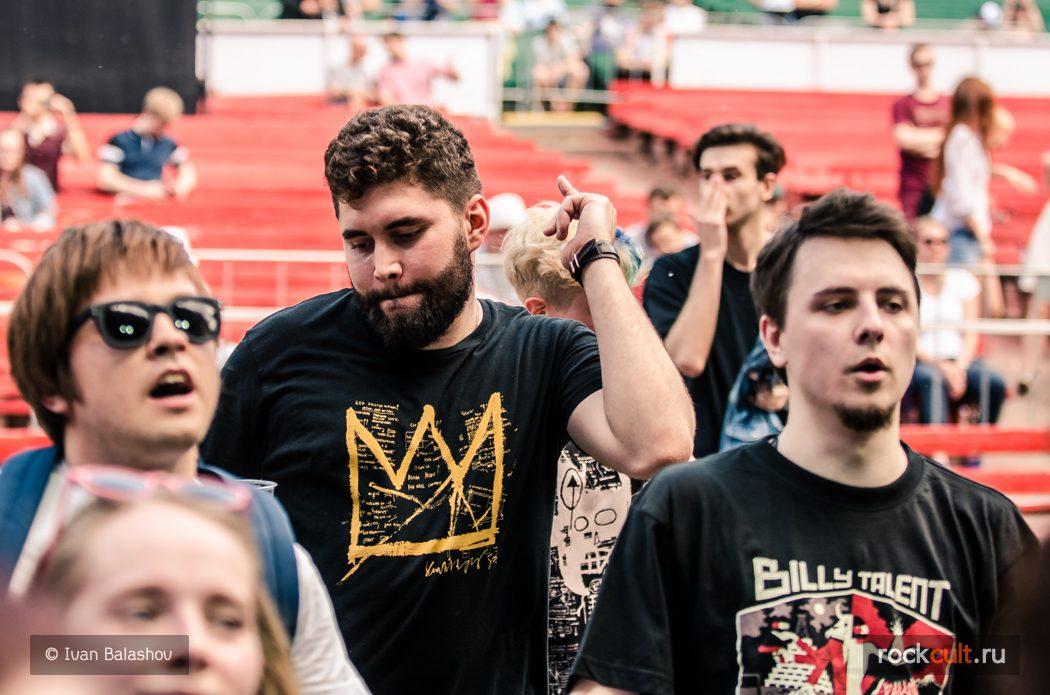 Фотоотчет | Фестиваль Anabuk в Москве | Зелёный Театр | 29.05.2016