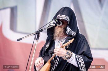 Фотоотчет   Фестиваль Anabuk в Москве   Зелёный Театр   29.05.2016
