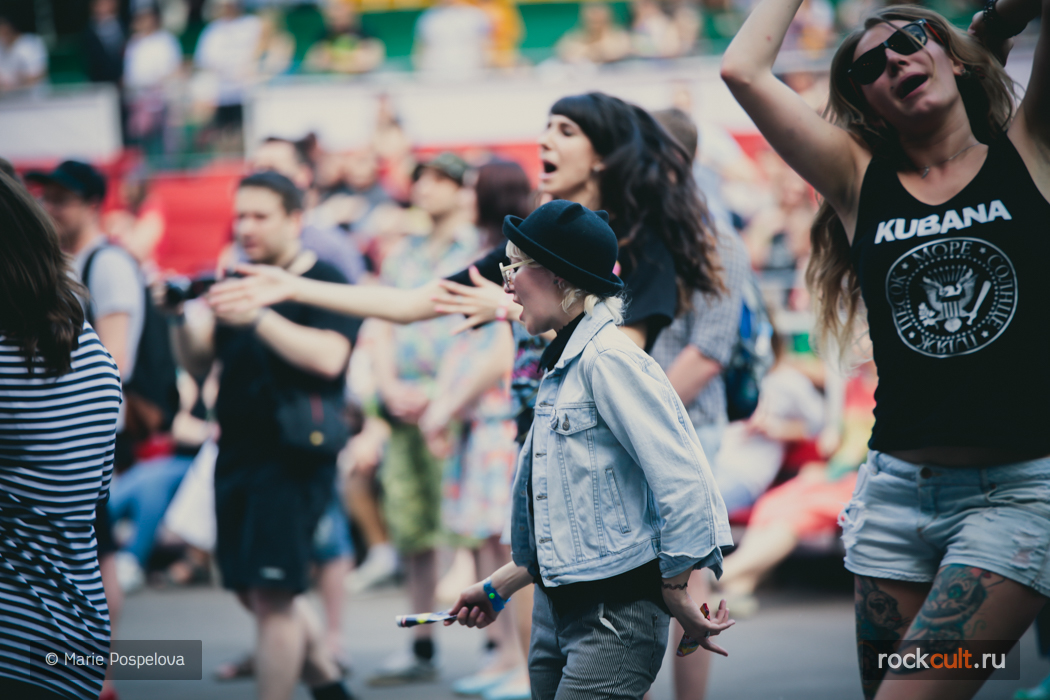 Фотоотчет ч.2   Фестиваль Anabuk в Москве   Зелёный Театр   28.05.2016
