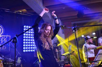Фотоотчет | Варя Демидова в Москве | Мумий Тролль Music Bar | 10.06.2016