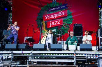 Фотоотчет | Фестиваль Усадьба Jazz в Москве | Архангельское | 4.06.2016