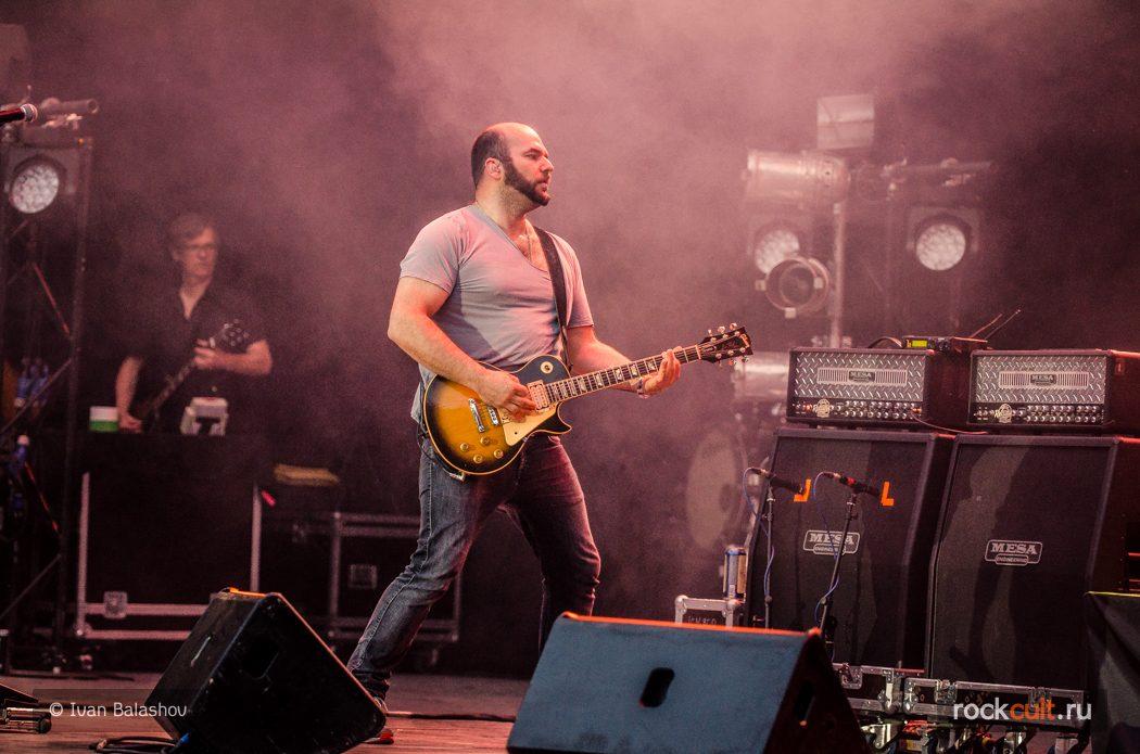Фотоотчет ч.1| Фестиваль Anabuk в Москве | Зелёный Театр | 28.05.2016