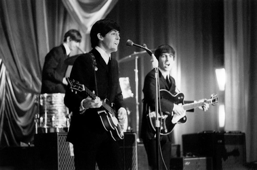 В сентябре выйдет фильм о The Beatles