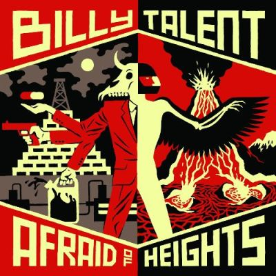 Billy-Talent--Afraid-Of-Heights-album-cover