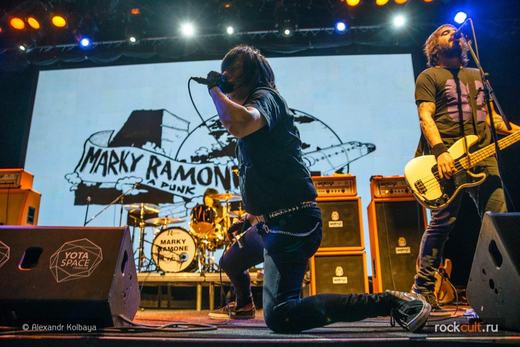 Фотоотчет | Marky Ramone's Blietzkrieg | Yotaspace | 07.06.2016