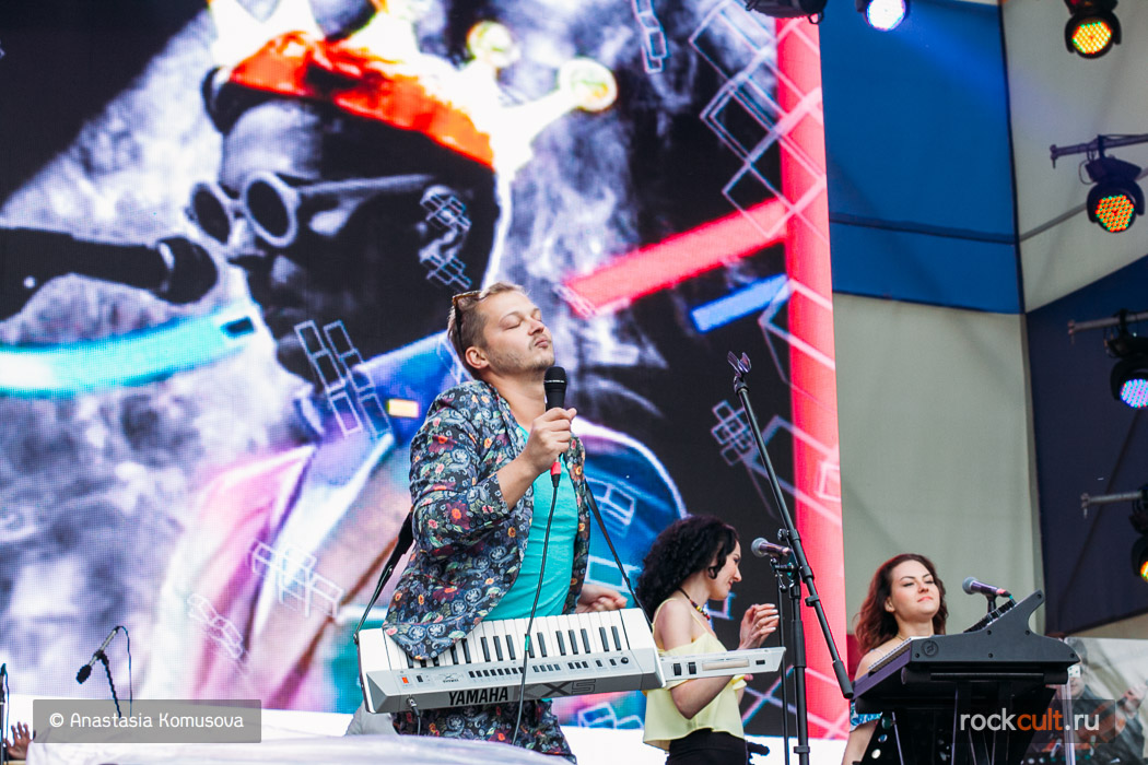 Репортаж Bosco Fresh Fest в Москве ВДНХ 5.06.2016