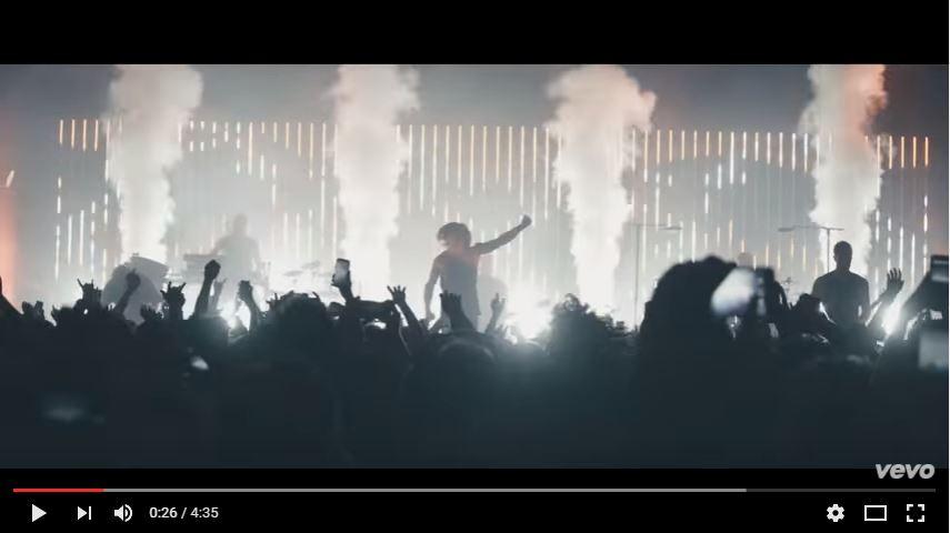 Bring Me The Horizon представили видео на песню Avalanche