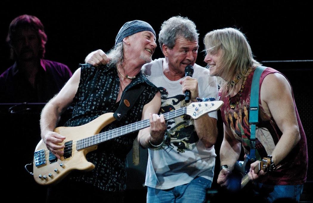Deep Purple завершили работу над новым альбомом