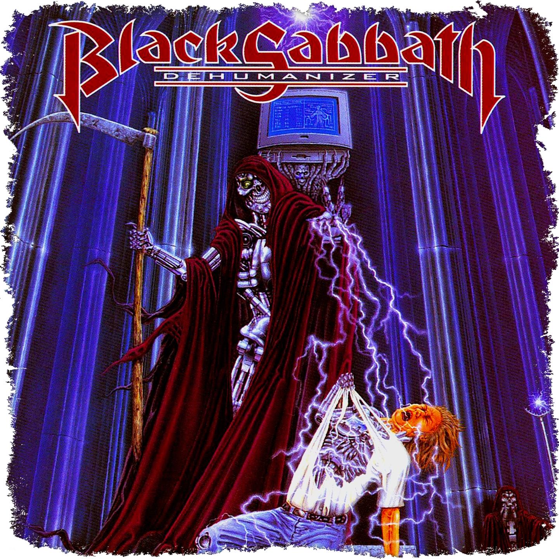 Black Sabbath - Dehumanizer (1992): история альбома
