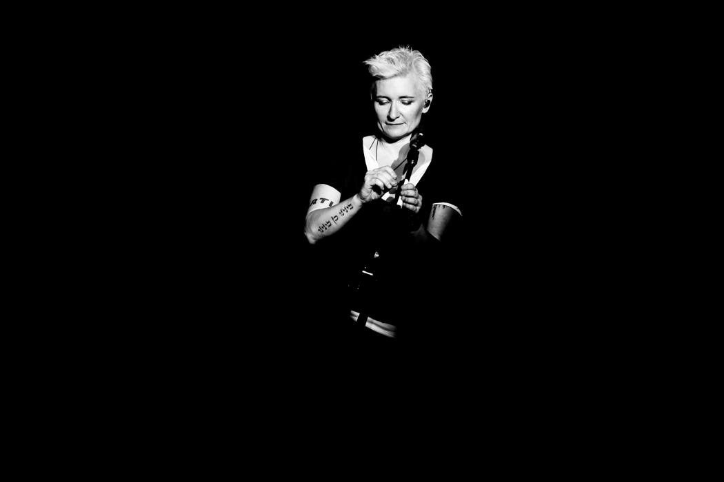 Фотоотчет Диана Арбенина в Москве Театр Эстрады 2.06.2016