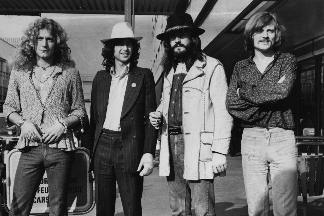 Led Zeppelin выиграли судебное дело об авторстве Stairway to Heaven