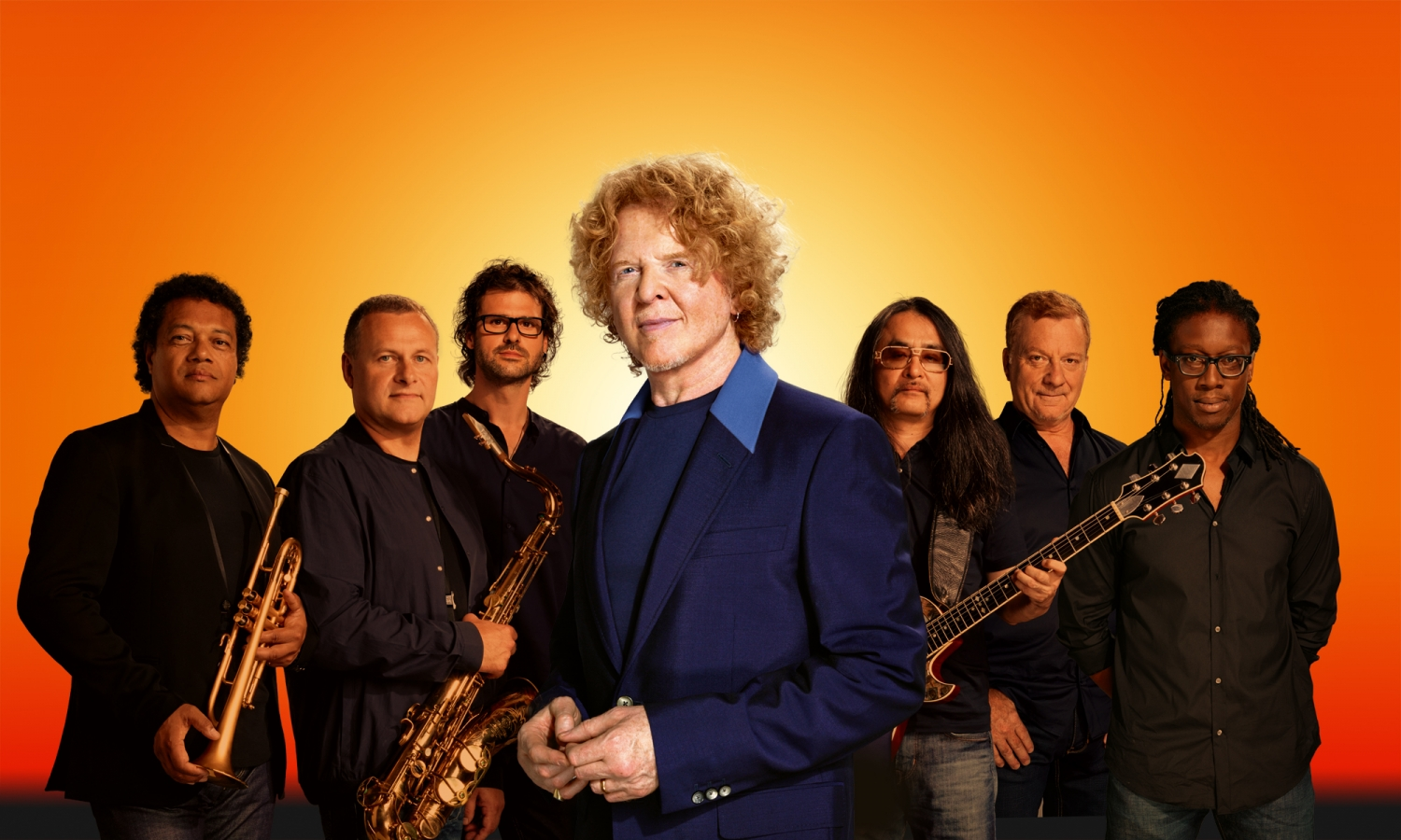 Анонс Simply Red в Москве Crocus City Hall 27.06.2016
