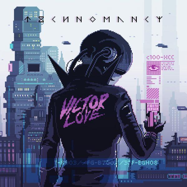 Victor Love - Technomancy (2016) фото
