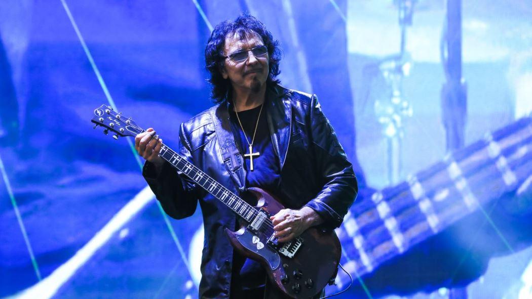 """Интервью Тони Айомми (Black Sabbath): \""""Нам всегда очень нравилось выступать в России\"""""""