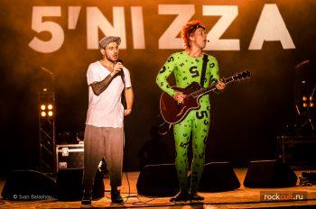 Фотоотчет | 5'nizza в Москве | Зеленый Театр | 15.07.2016