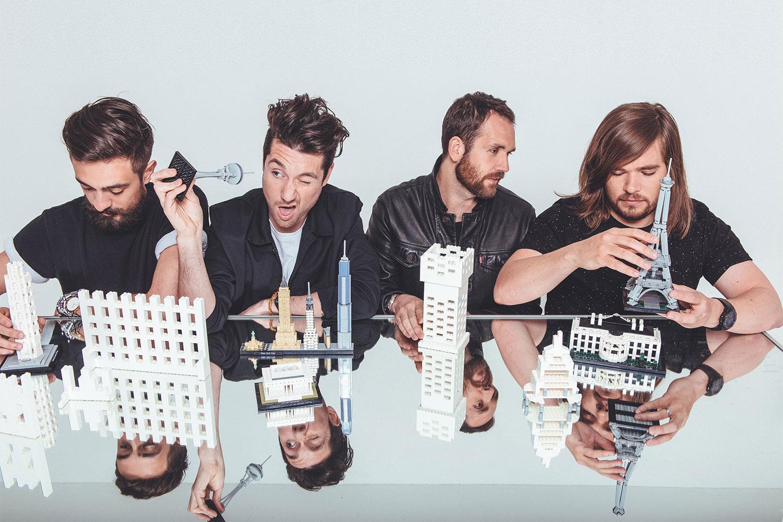 Новый сингл Bastille - Send Them Off!