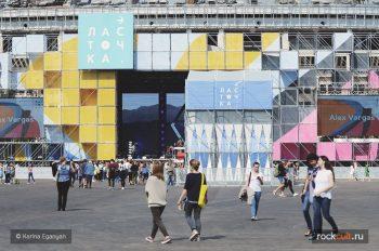 Фотоотчёт | Фестиваль Ласточка в Москве | Лужники | 9.07.2016 фото