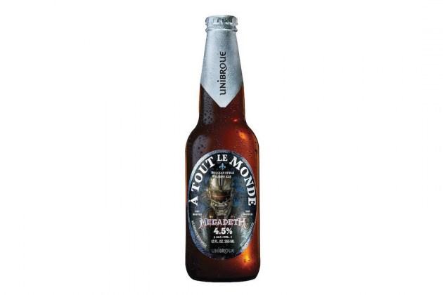 Megadeth-Beer