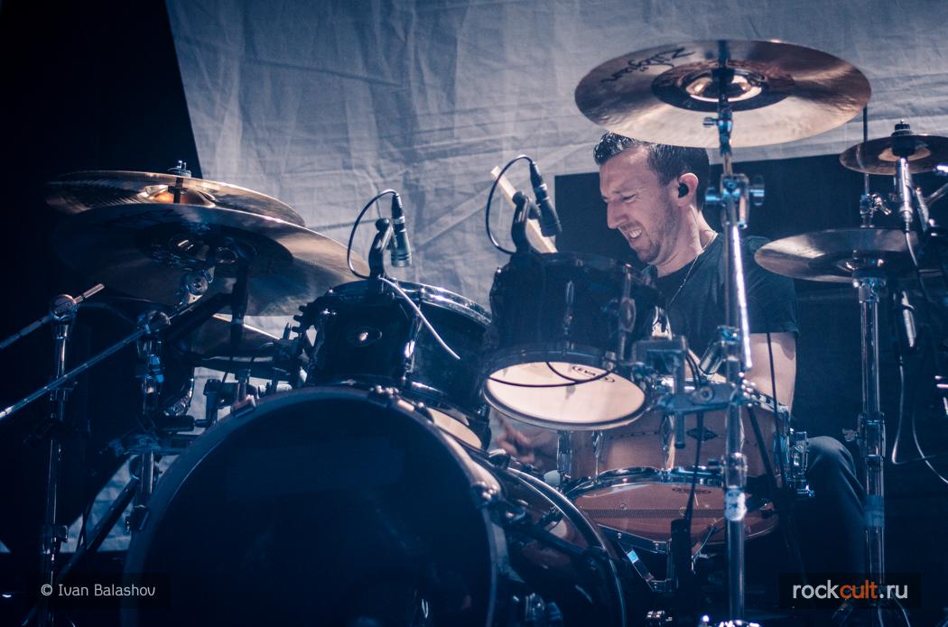Барабанщик Thousand Foot Krutch пропустит часть нового тура
