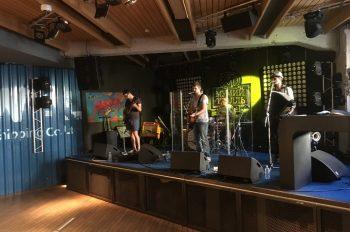 Репортаж | Вася Обломов в Москве | Мумий Тролль Music Bar | 16.07.2016
