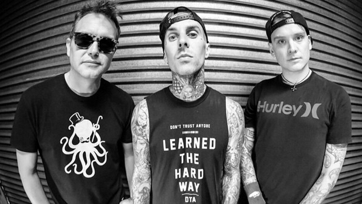 Blink-182 планируют отправиться в тур по Европе на корабле.