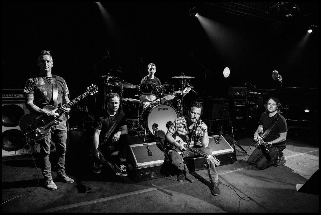 Pearl Jam исполнили песню Angel впервые за 22 года