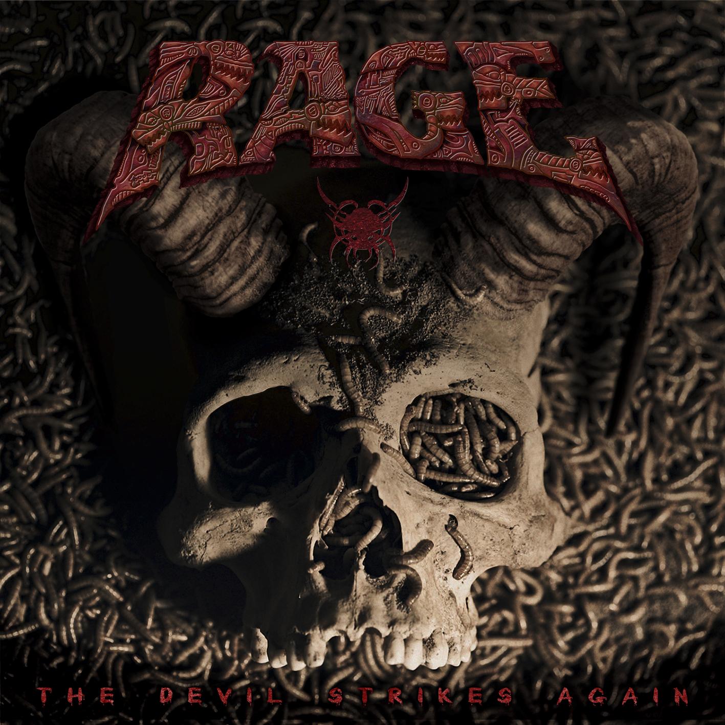Рецензия на альбом Rage – The Devil Strikes Again (2016)