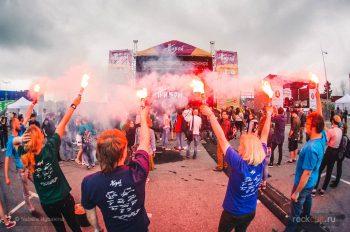 Фотоотчет | Фестиваль Живой! в Питере | ТРК Лето | 06.08.2016