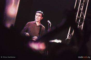 Фотоотчет | Вячеслав Бутусов и Ю-Питер в Москве | Volta | 12.08.2016
