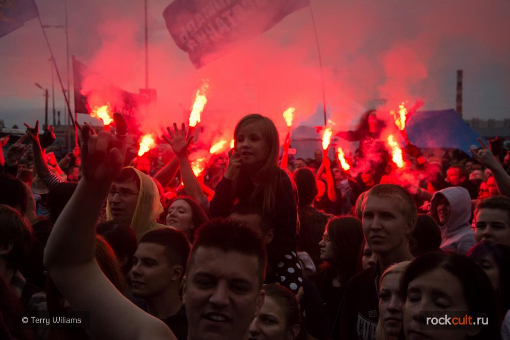 Фотоотчет Фестиваль Живой! в Питере ТРК Лето 7.08.2016