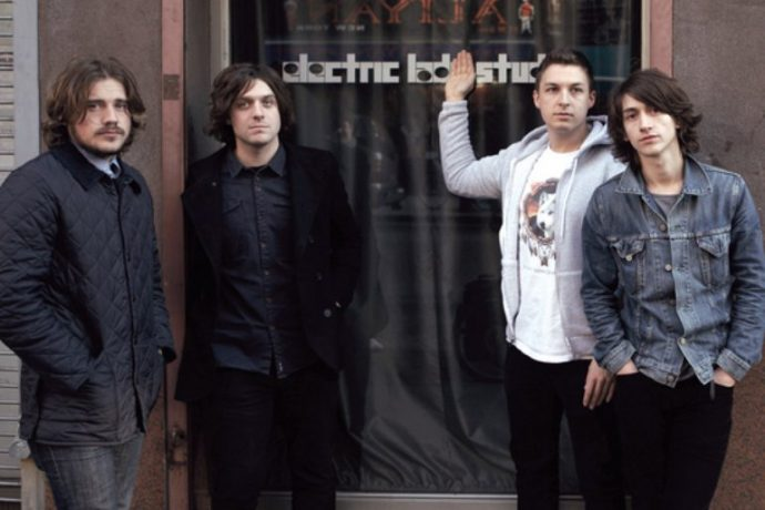 arctic monkeys electric lady studios