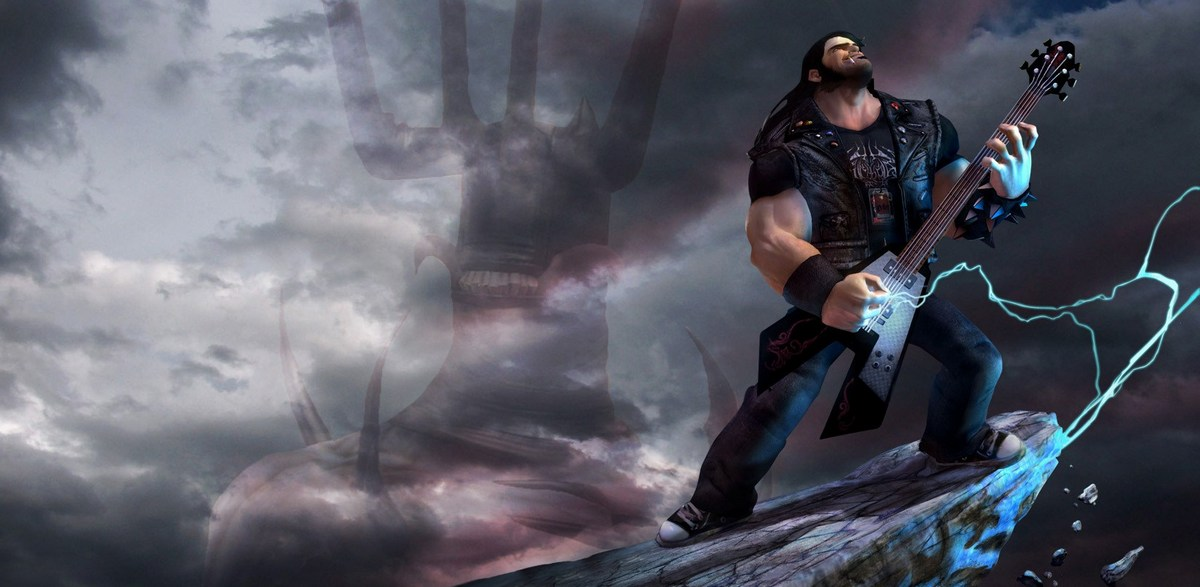 10 видеоигр с рок-саундтреком - Роккульт