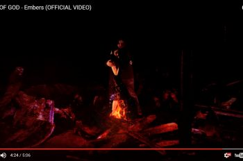 Lamb of God Embers video