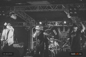 Фотоотчет | Zebrahead в Питере | Зал Ожидания | 17.08.2016