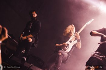 Фотоотчет | Folk Summer Fest: Eluveitie, Corvus Corax, Калинов Мост и др. | Гусь-Хрустальный | 22.07.2016