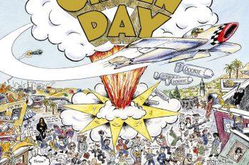 альбомы, написанные под виянием Green Day Dookie