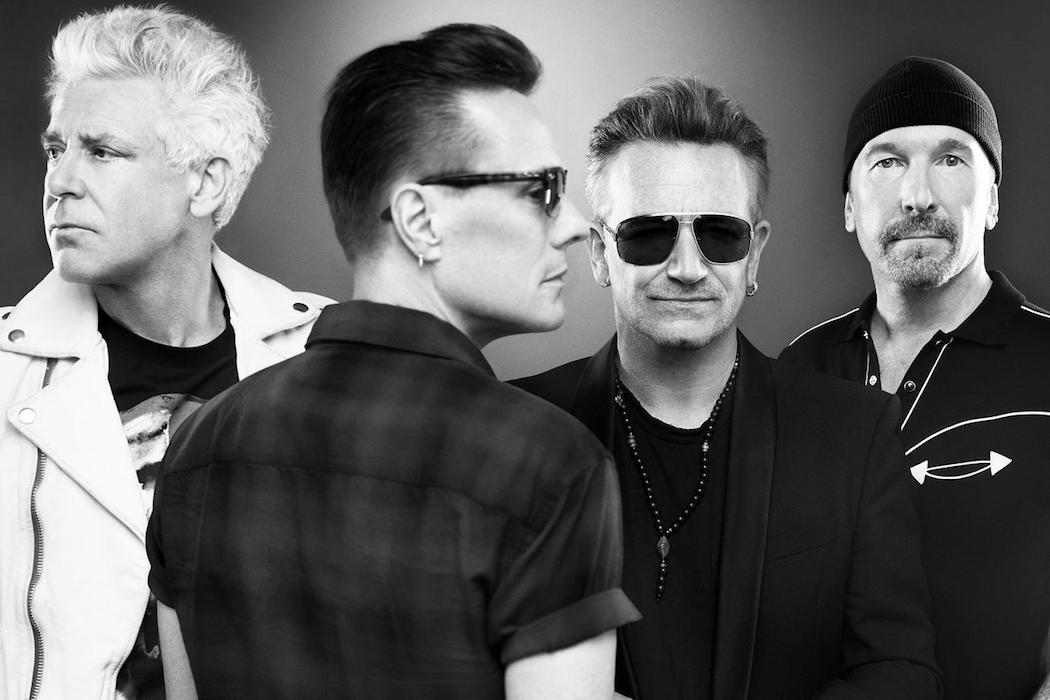 U2 выпустят новый альбом и отправится в турне в 2017 году
