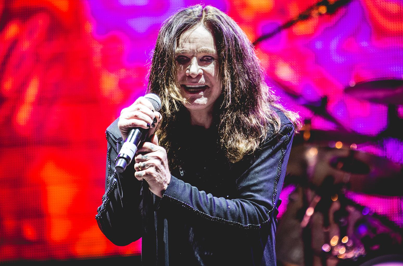 Арестован продавец поддельных билетов на шоу Black Sabbath