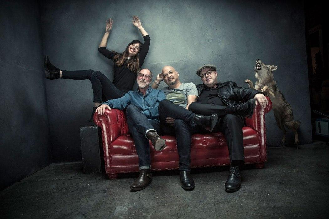Pixies выпустили сингл Talent