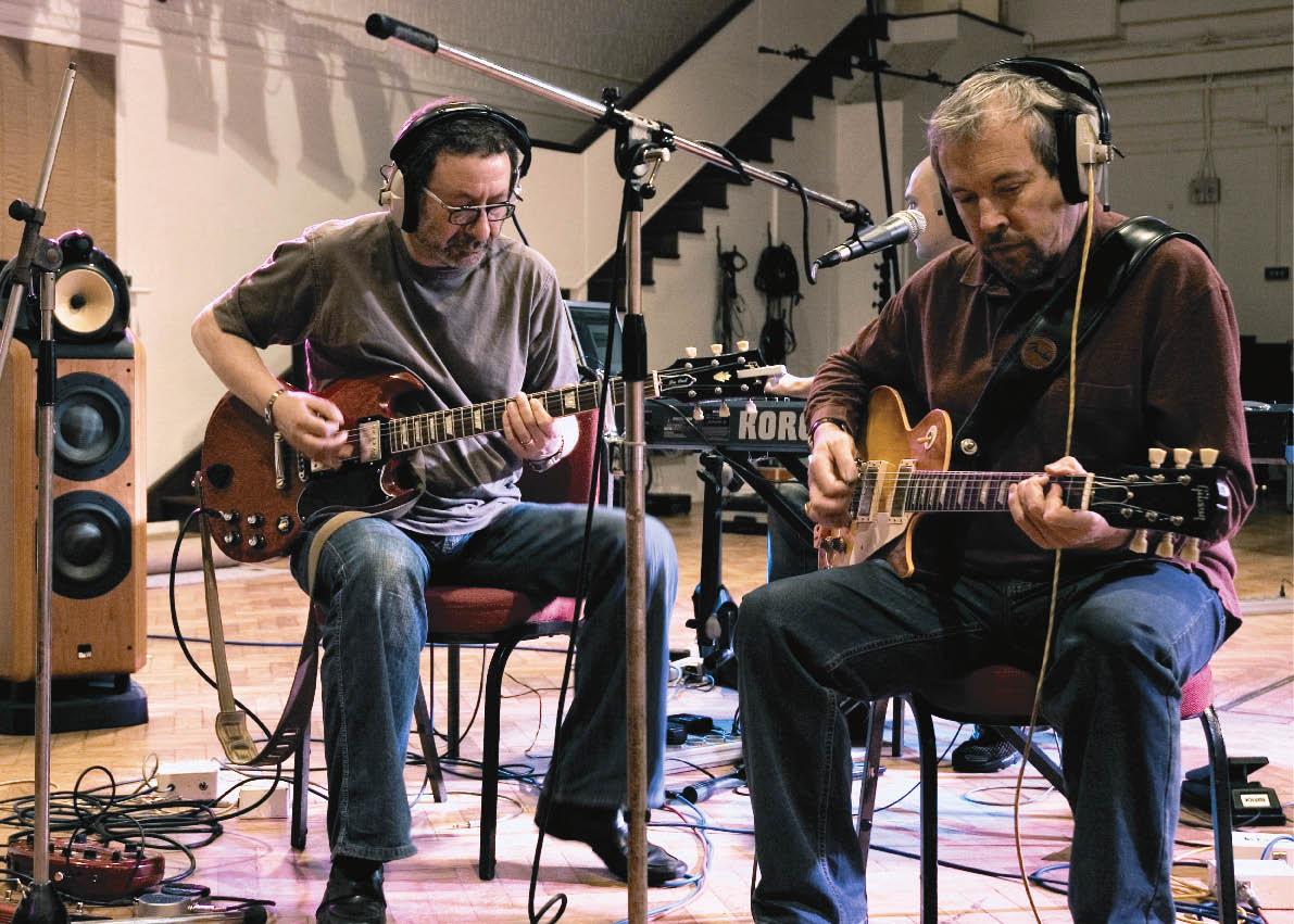 Андрей Макаревич и Евгений Маргулис сыграют совместный концерт