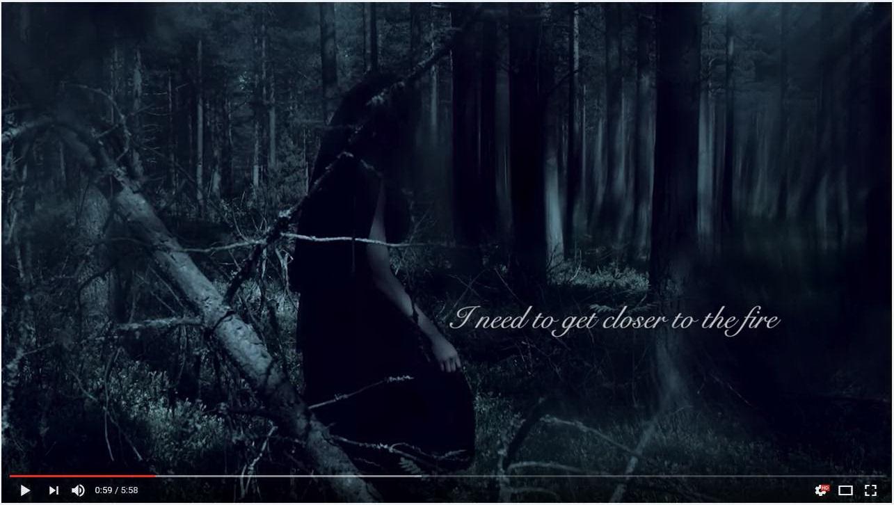 Trees of Eternity выпустили лирик-видео на песню Broken Mirror - Роккульт