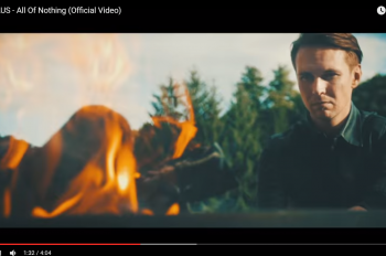 DARKHAUS All Of Nothing Official Video YouTube