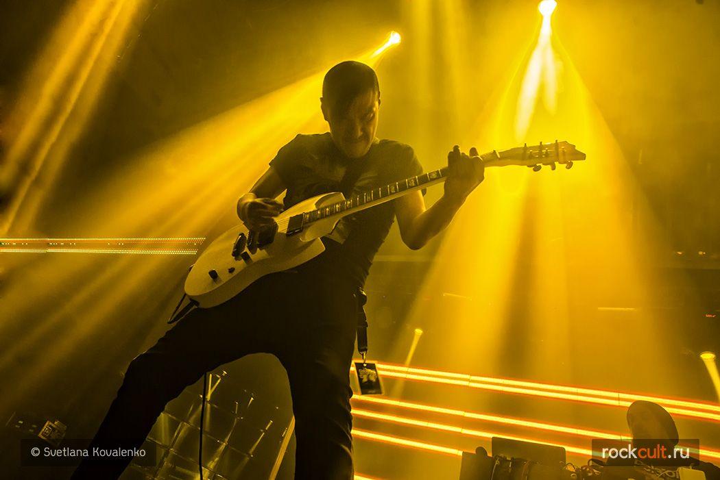 Репортаж | Dance With The Dead в Москве | Stereo Hall | 24.09.2016