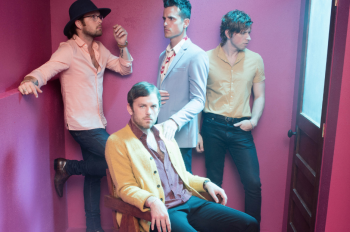 Kings-Of-Leon-First-Single-Waste-A-Moment-Walls-Album